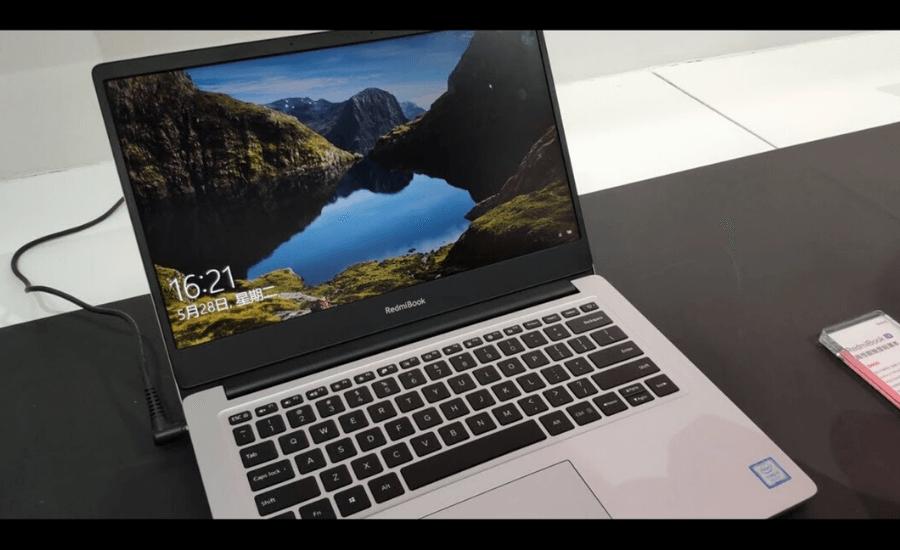 Xiaomi RedmiBook 14 laptop by Opsule