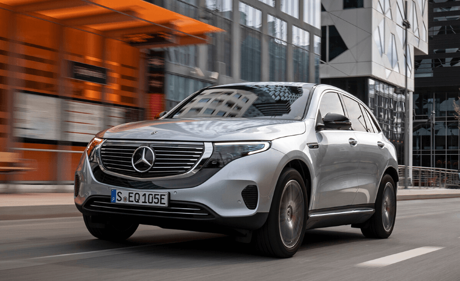 Premium Electric SUV: Mercedes-Benz EQC Gets a Tough Rivalry by opsule blog
