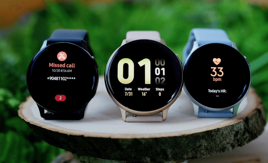 best smartwatch SAMSUNG GALAXY WATCH ACTIVE2 by Opsule