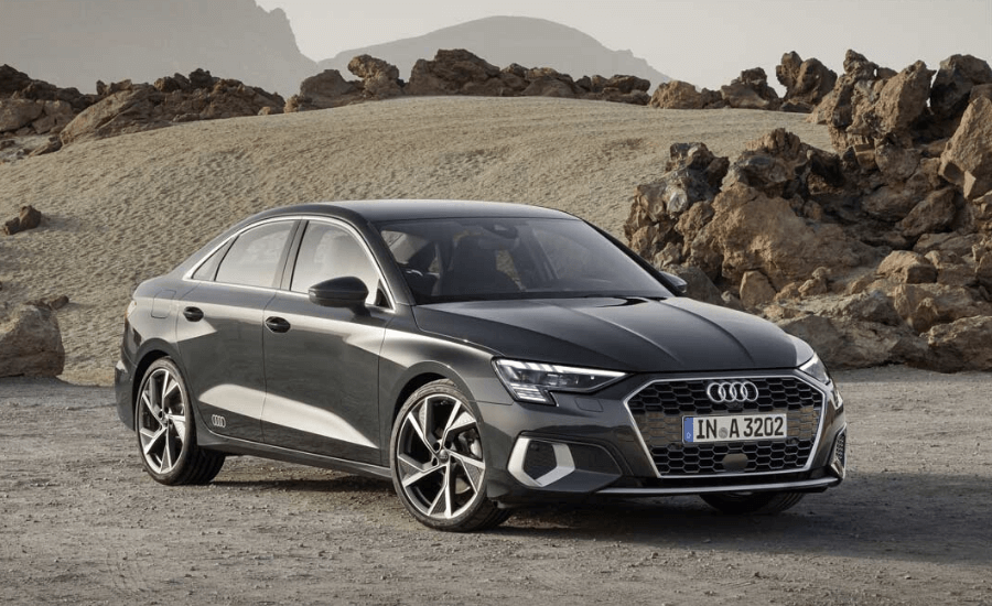 New Gen Audi A3 by Opsule