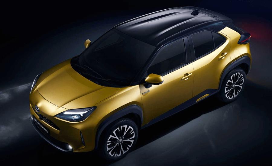 Toyota Yaris Cross by Opsule