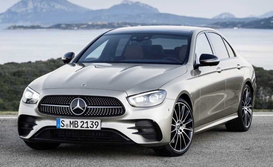 E Class facelift by Opsule