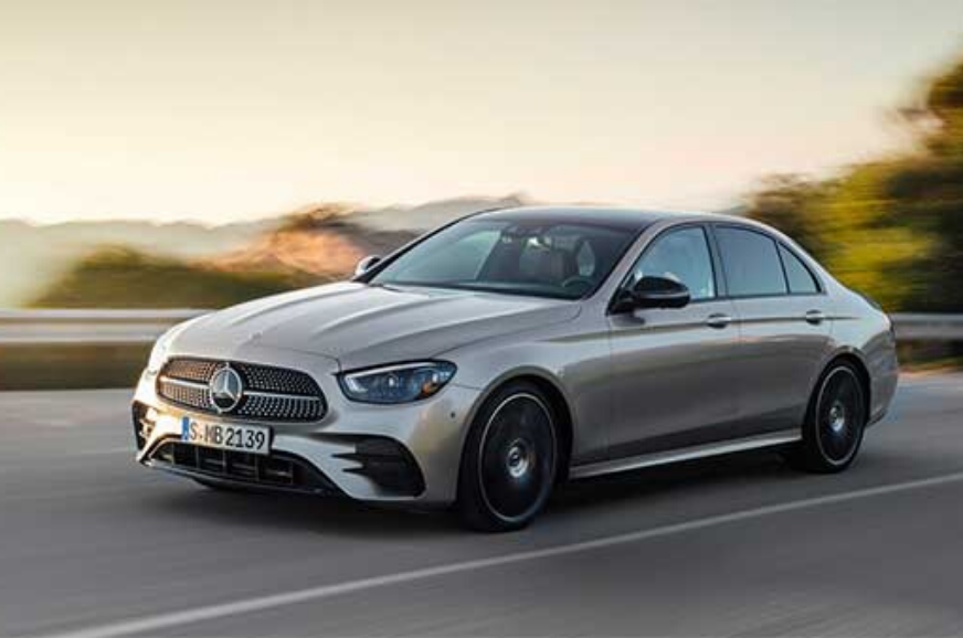 e-Class facelift by Opsule