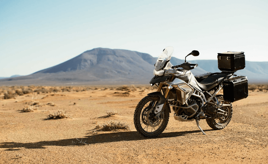 Triumph Tiger 900 by Opsule