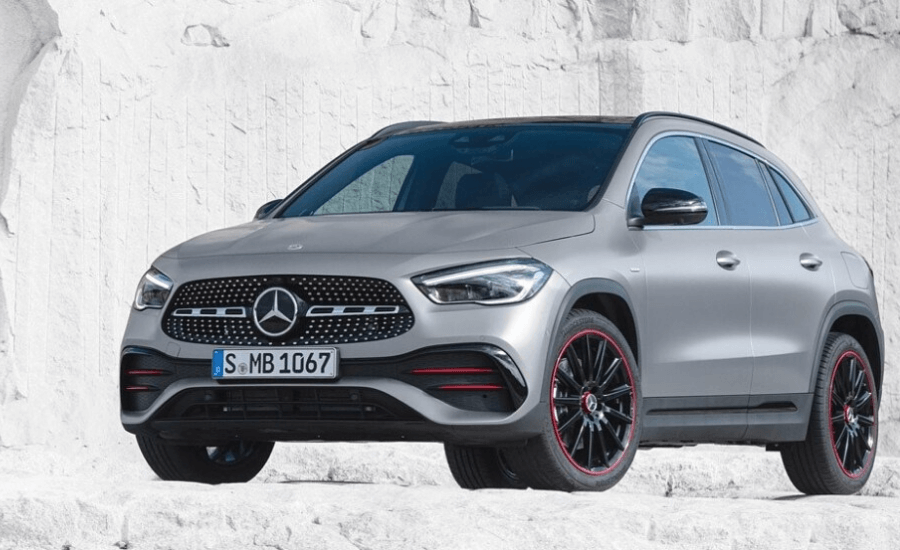 Mercedes GLA by Opsule