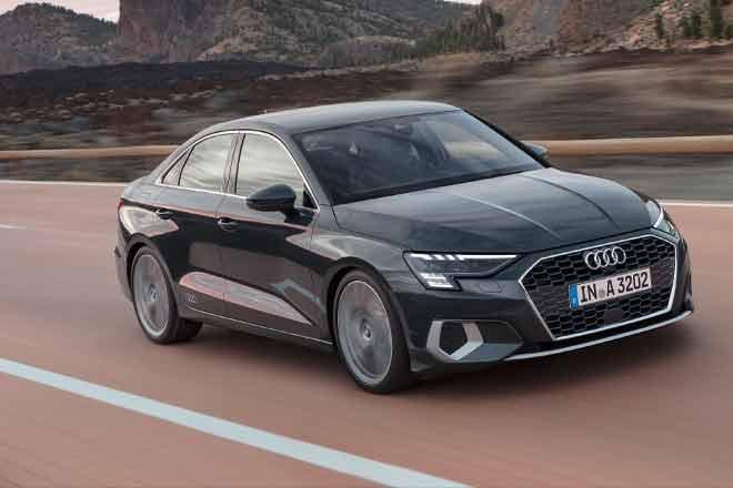 New Gen Audi A3 Sedan by Opsule