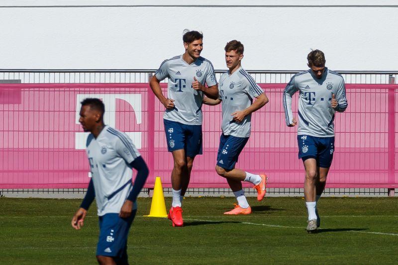 Bundesliga back on May 9 by Opsule
