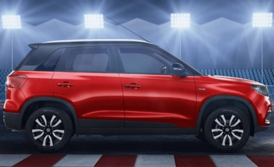 Toyota To Launch Its Own Toyota Urban Cruiser Suv Based On The Facelifted Vitara Brezza Via A Partnership With Maruti It Will Be Called The Urban Cruiser And Its Launch Has Been