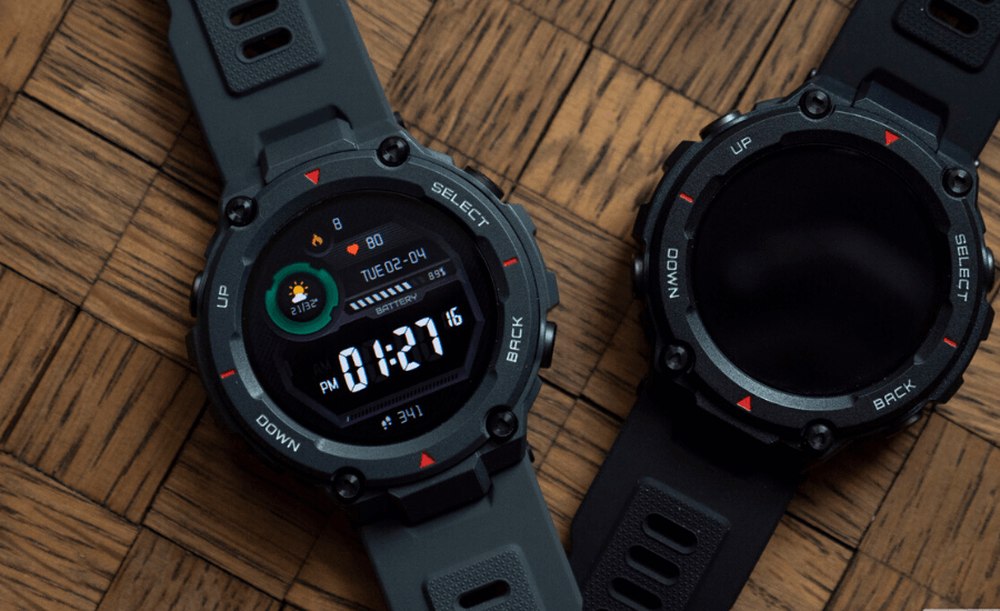 Amazfit T-Rex by Opsule blog