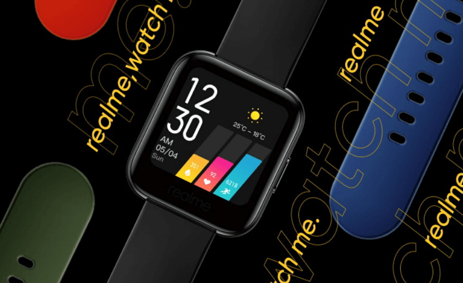 Realme Watch Launched: Opsule blog