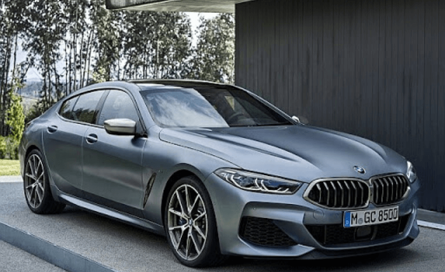 BMW 8 Series Gran Coupe by opsule