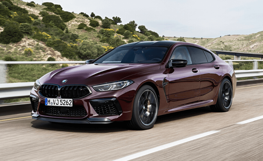 BMW 8 Series M8 Coupe by Opsule