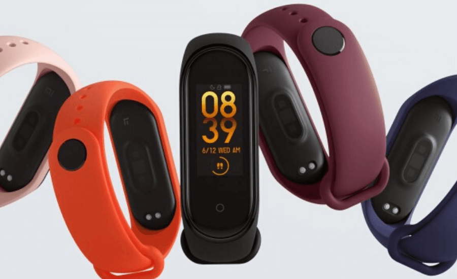 Xiaomi Mi Band 5 with camera remote control coming on June 11 by Opsule blog