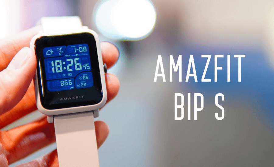 Amazfit Bip S in India by Opsule Blog