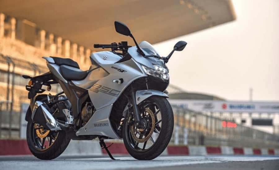 Suzuki Motorcycle At Your Doorstep by Opsule blog