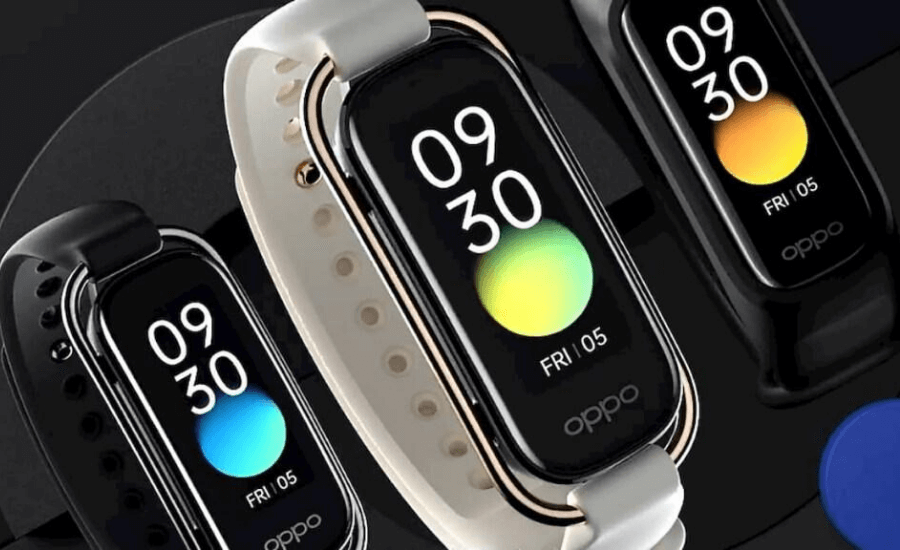 Oppo Band with heart rate monitor, AMOLED display launched by Opsule blog