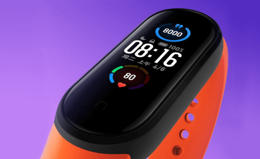 Xiaomi Mi Band 5 launches with NFC and magnetic charging by Opsule blog