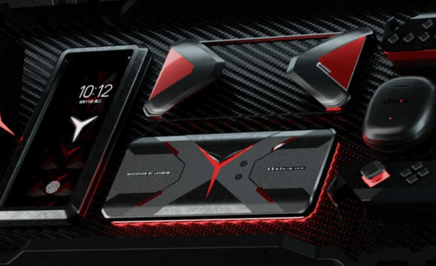 Lenovo Legion gaming smartphone by Opsule blog