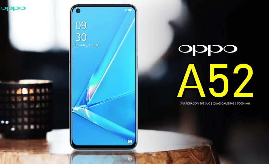 Oppo A52 with 5000mAh battery, octa-core Snapdragon SoC launched by Opsule blog