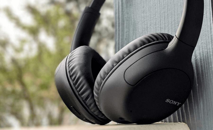 Sony WH-CH710N wireless noise-canceling headphones by Opsule blog