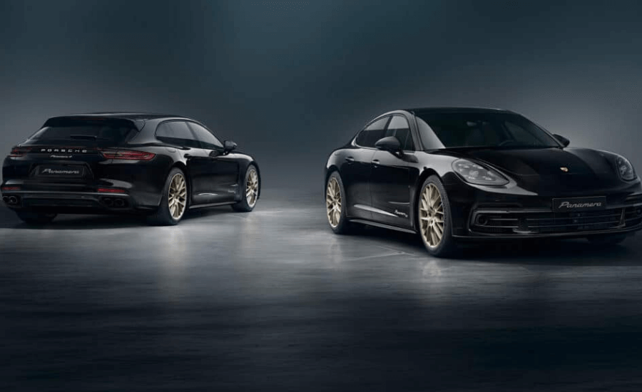 Porsche's flagship Panamera 10 Years Edition by Opsule blog