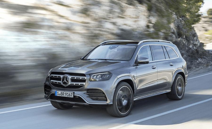 2020 Mercedes GLS SUV by Opsule blog
