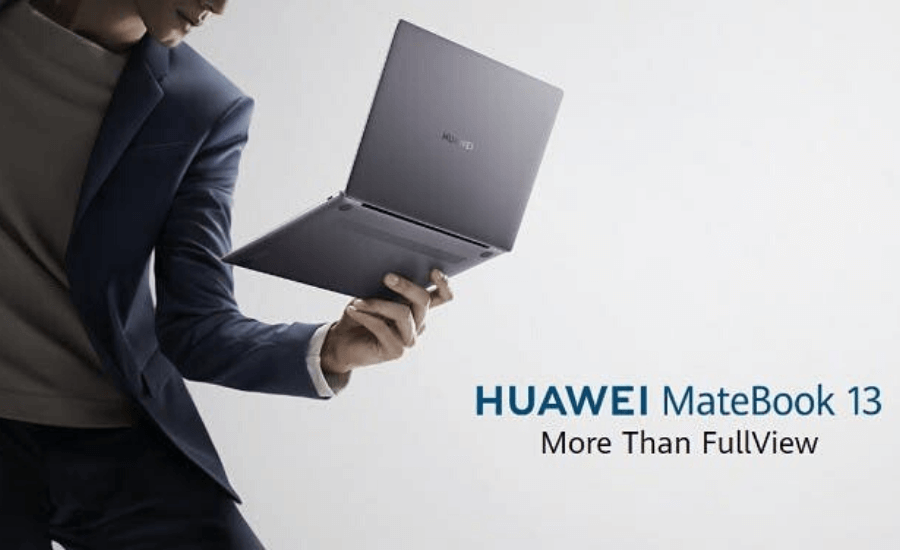 Huawei MateBook 13 AMD Edition Goes Official by Opsule blog