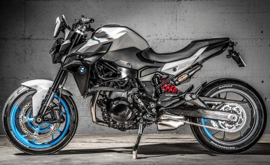BMW F 900 R Nardo-Blue by Opsule blog