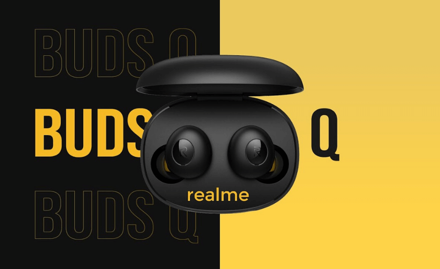Realme Buds Q true wireless earbuds by Opsule blog