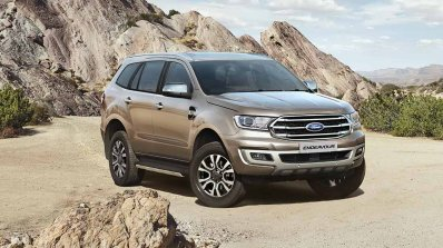 275 PS Ford Endeavour 2.3 petrol launched by Opsule blog