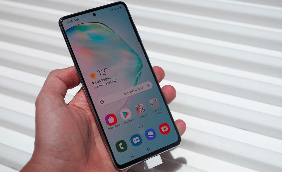 Samsung Galaxy Note 10 Review by Opsule blog
