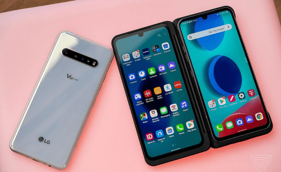 LG V60 ThinQ: An Affordable Flagship by Opsule blog