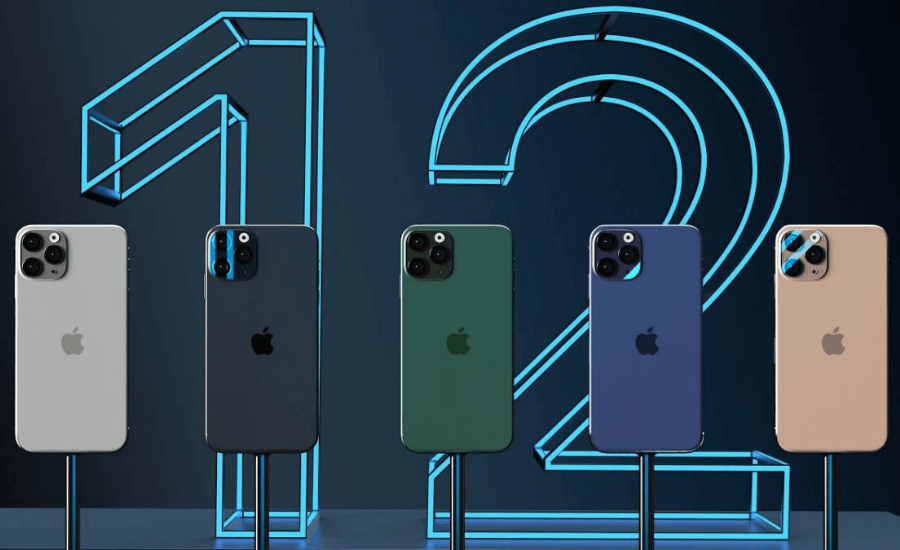 iPhone 12 Revealed by Opsule blog