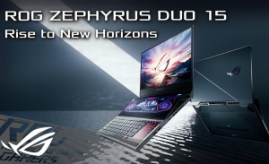 Asus Zephyrus Duo 15 GX550 review: The Future