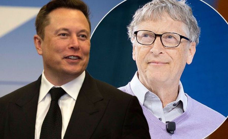 Elon Musk becomes 2nd richest person on planet, overtakes Bill Gates