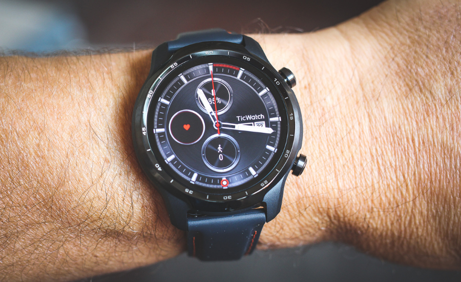 Mobvoi TicWatch Pro 3 GPS review by Opsule blog
