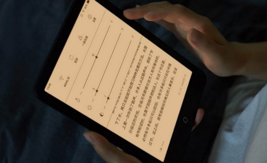 Xiaomi launches Mi Reader Pro with customizable color tone and voice search - Opsule blog