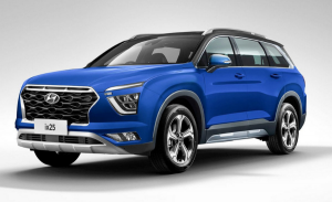 7-seat Hyundai Creta (Alcazar) To Be Launched In 2021